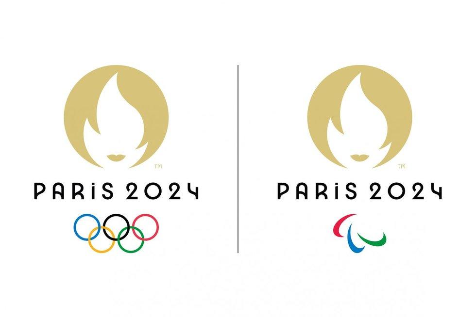 2024 metų olimpinių ir parolimpinių žaidynių logotipai