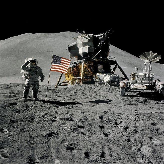 Mėnulis traukiasi ir braška: naujausi duomenys rodo besikeičiantį Žemės palydovą (nuotr. SCANPIX)