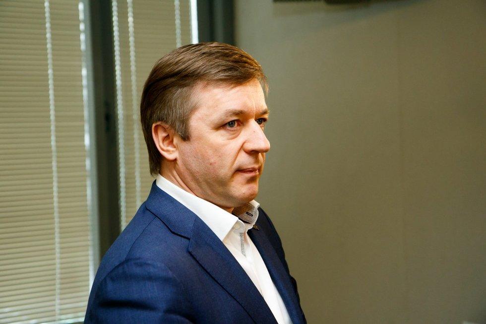 Po Ramūno Karbauskio kaltinimų LRT – prodiuserio atkirtis