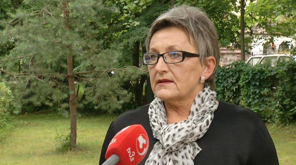 epidemiologė Galina Zagrebnevienė (nuotr. stop kadras)