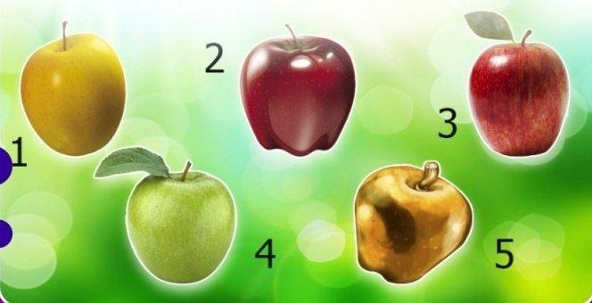 Išsirinkite obuolį