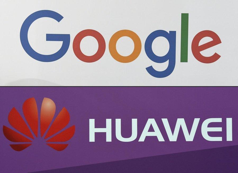 """""""Huawei"""" krizė: """"Google"""" turi atsakymą įsigijusiems telefonus (nuotr. SCANPIX)"""