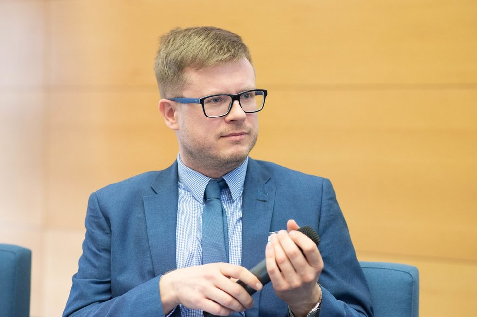 Tomas Jermalavičius (nuotr. fotodiena/Justino Auškelio)