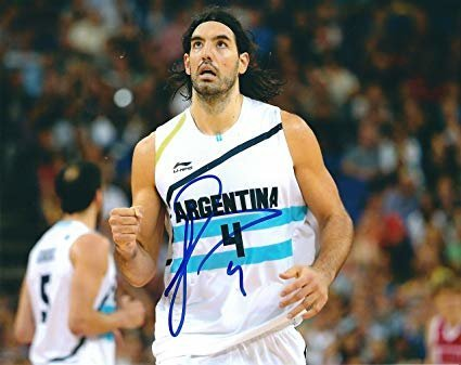 L. Scola  (nuotr. FIBA)