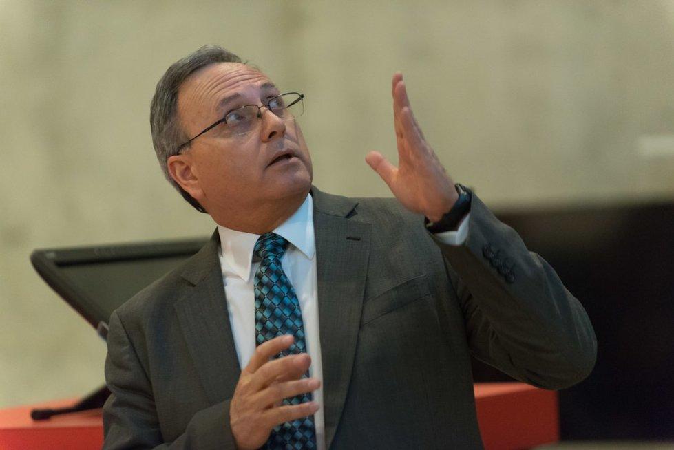 Martinas Velazguezas (nuotr. KTU)