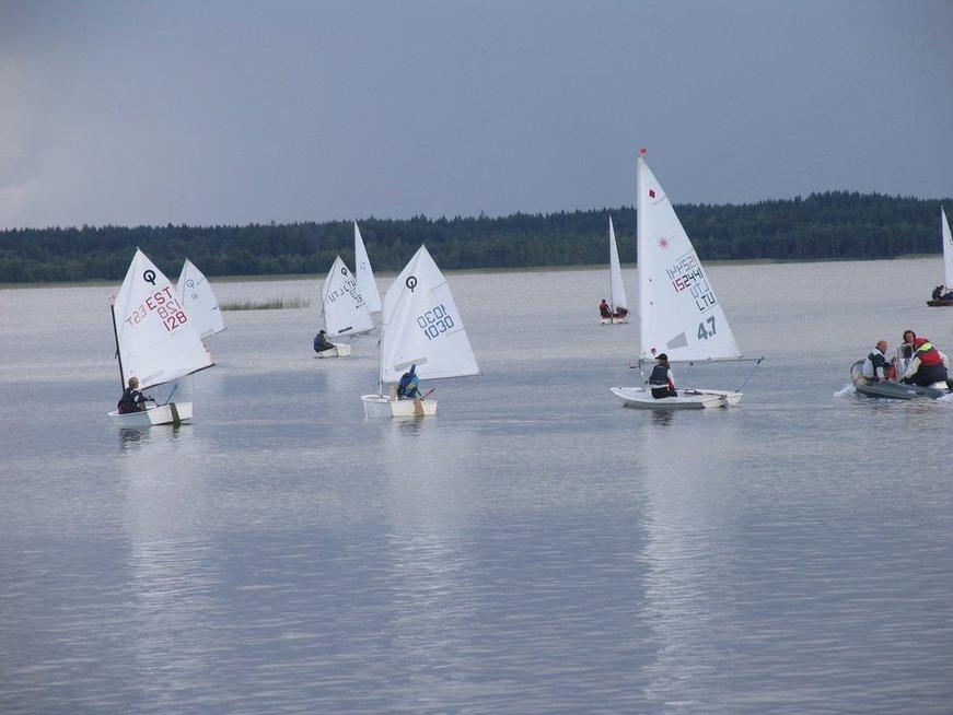 Platelių ežeras (nuotr. Plungės TIC)
