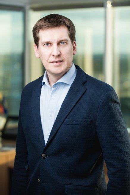 """""""Ober–Haus"""" Rinkos tyrimų vadovas Baltijos šalims Raimondas Reginis  (nuotr. bendrovės)"""