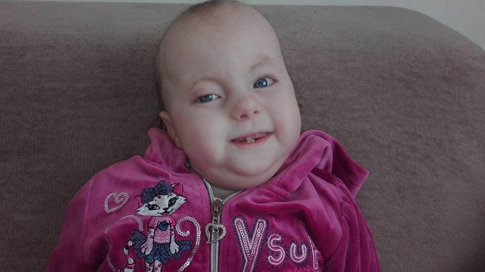 Elzytė skaičiuoja jau trečius gyvenimo metus (nuotr. facebook.com)