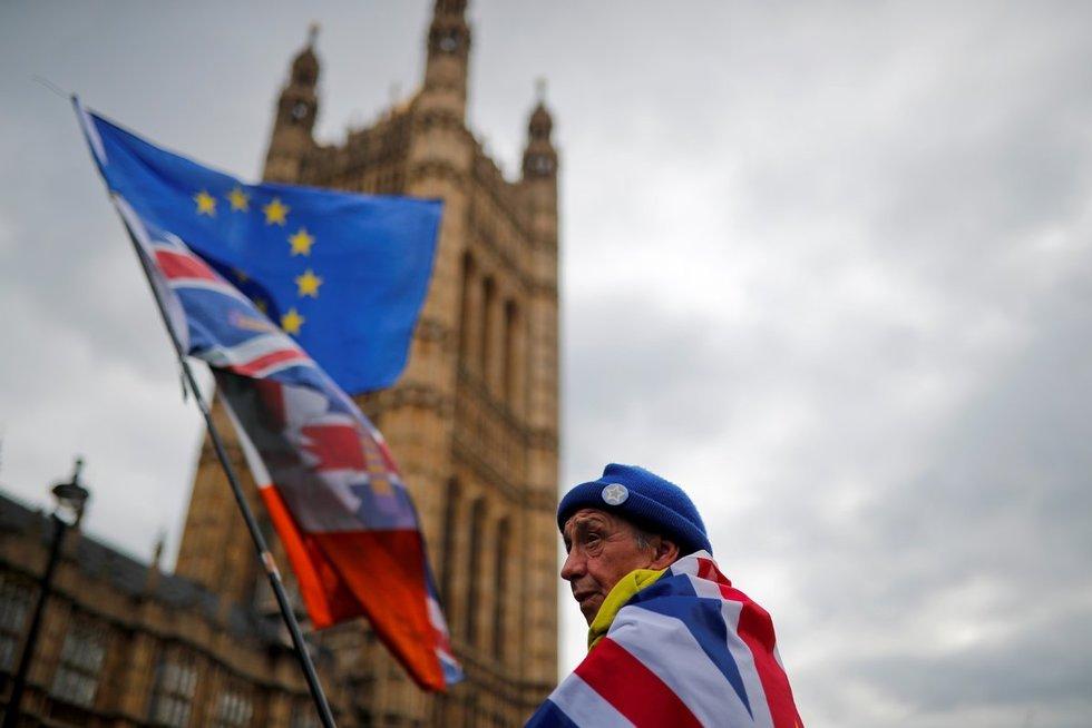 Brexit (nuotr. SCANPIX)
