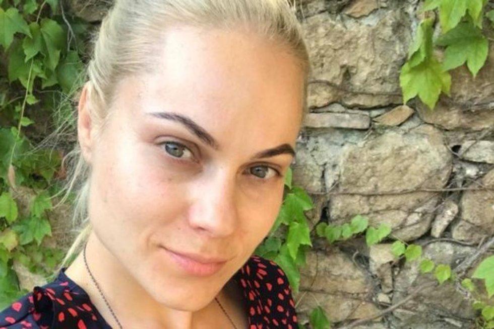 """Nijolė Pareigytė-Rukaitienė (nuotr. asmeninio albumo (""""Facebook"""")"""