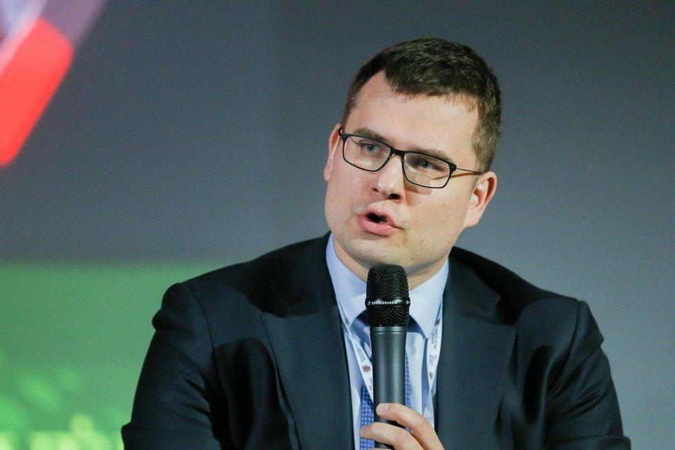 Laurynas Kasčiūnas (Fotodiena nuotr.)
