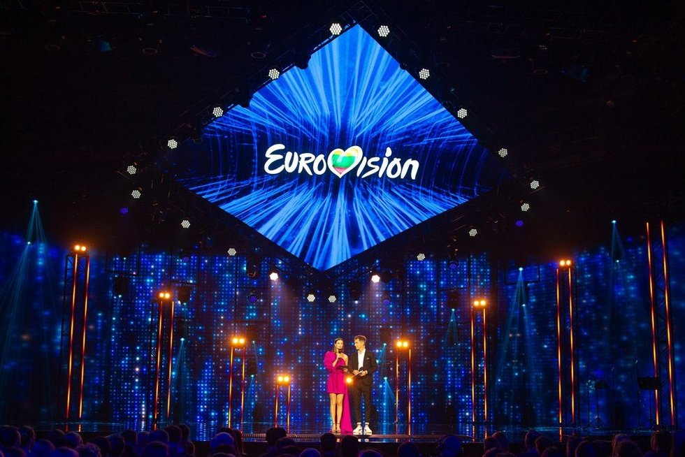 """""""Eurovizijos"""" užkulisiai (Irmantas Gelūnas/Fotobankas)"""
