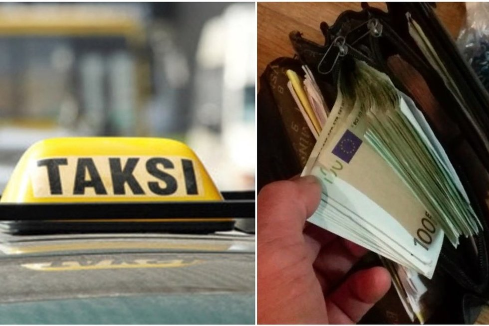 taksi (asociatyvi nuotr.)