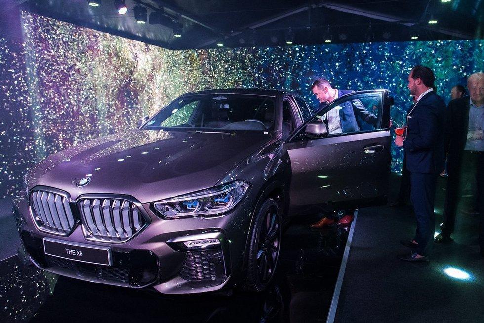 Pristatyti nauji BMW modeliai