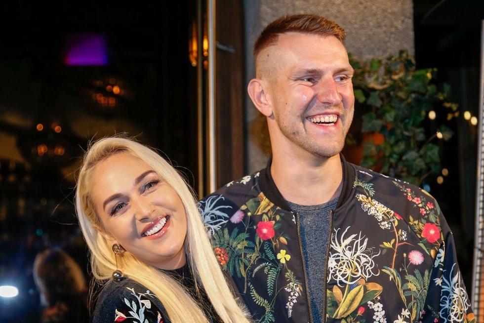 Indrė ir Mantas Stonkai (nuotr. Fotodiena.lt)