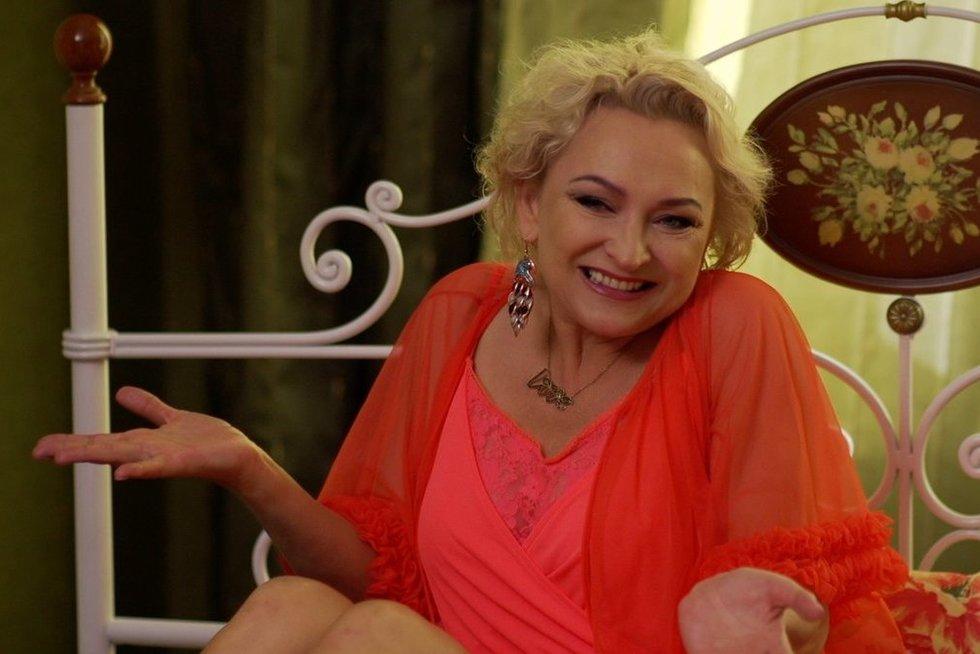 Inga Norkutė  (nuotr. TV3)