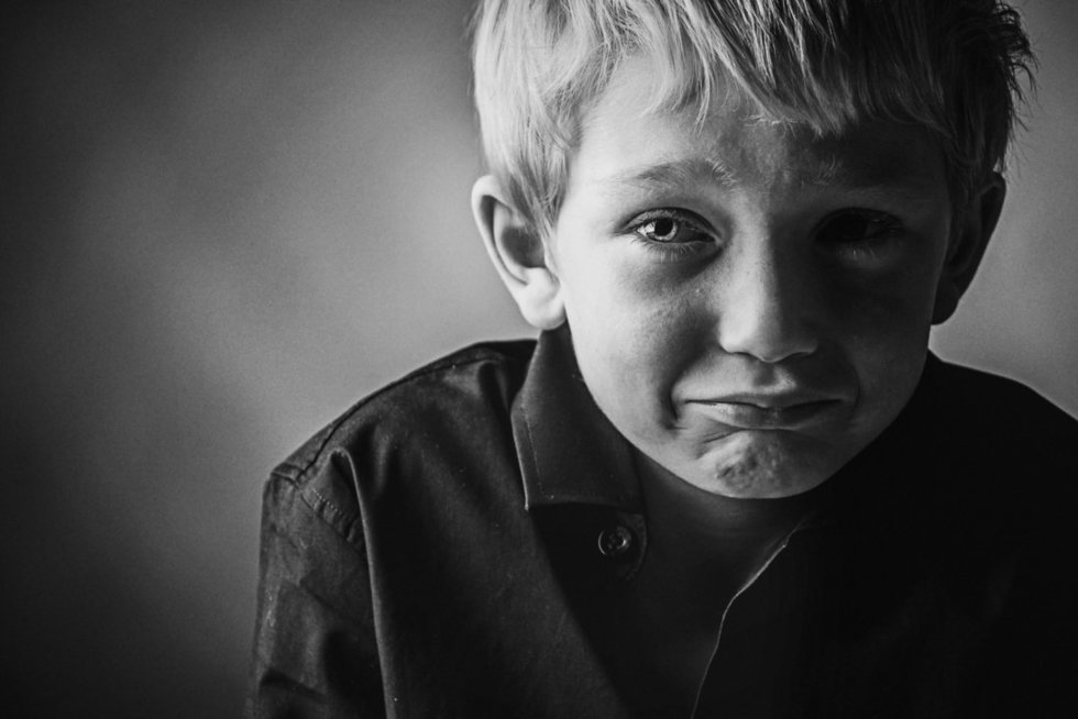 Verkiantis vaikas, asociatyvi nuotr. (nuotr. 123rf.com)