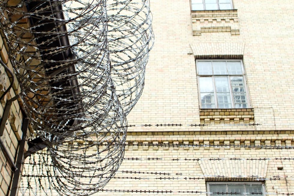 Lukiškių kalėjimas (nuotr. Fotodiena.lt)
