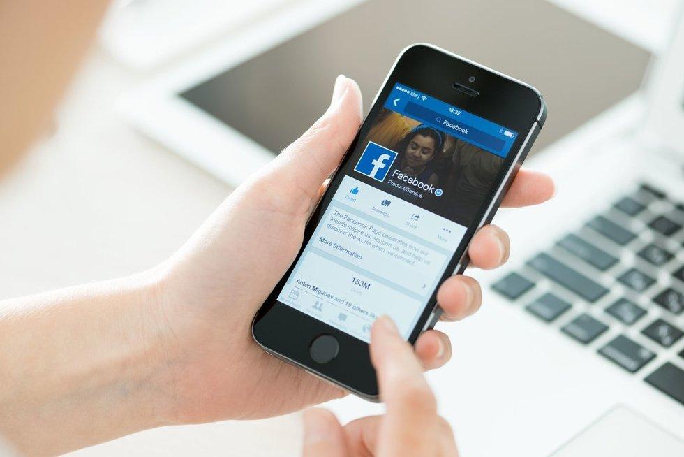 Socialiniai tinklai (nuotr. 123rf.com)