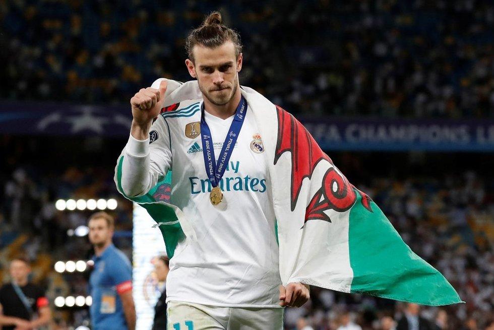 Garethas Bale'as (nuotr. SCANPIX)