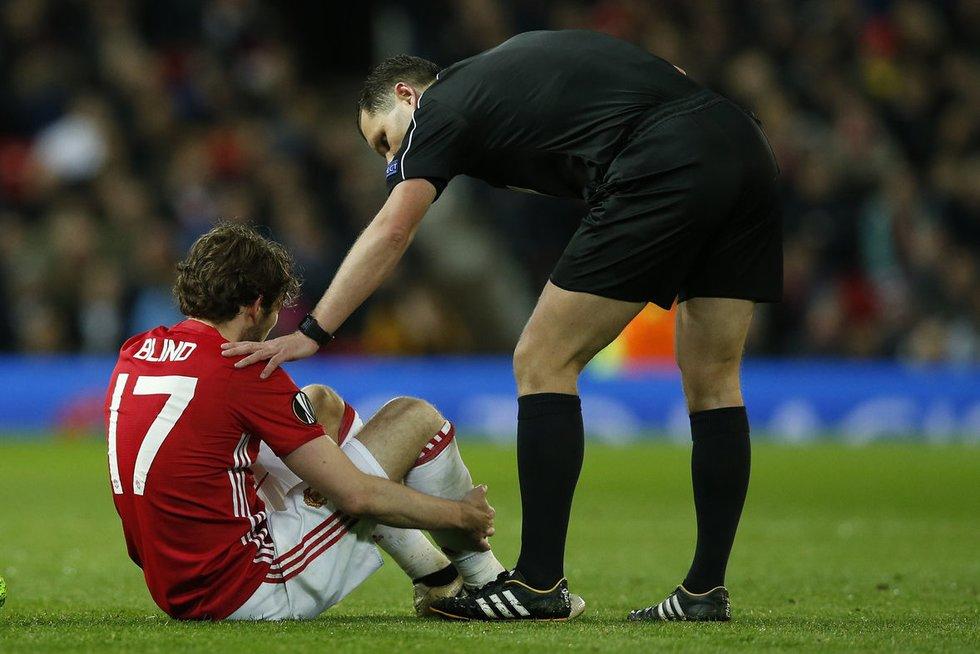 """""""Manchester United"""" – """"Rostov"""" 1:0 (nuotr. SCANPIX)"""