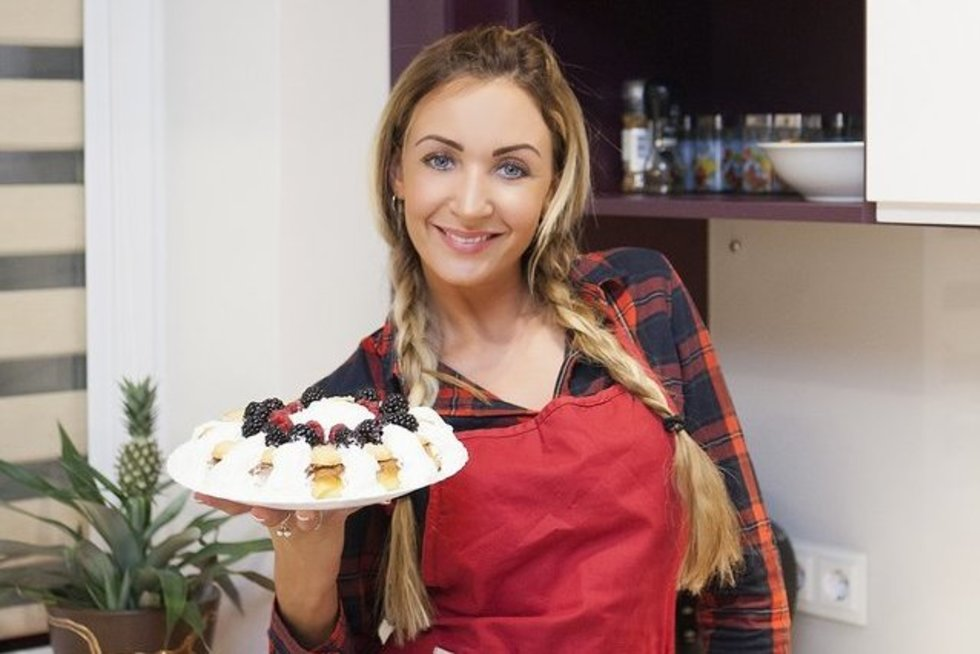 Gerda Stklickienė (Aistės Gucaitienės nuotr.) (nuotr. TV3)