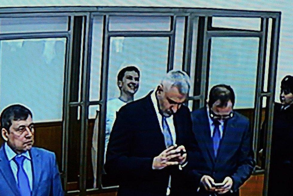 Rusijos teismas Nadiją Savčenko pripažino kalta (nuotr. SCANPIX)