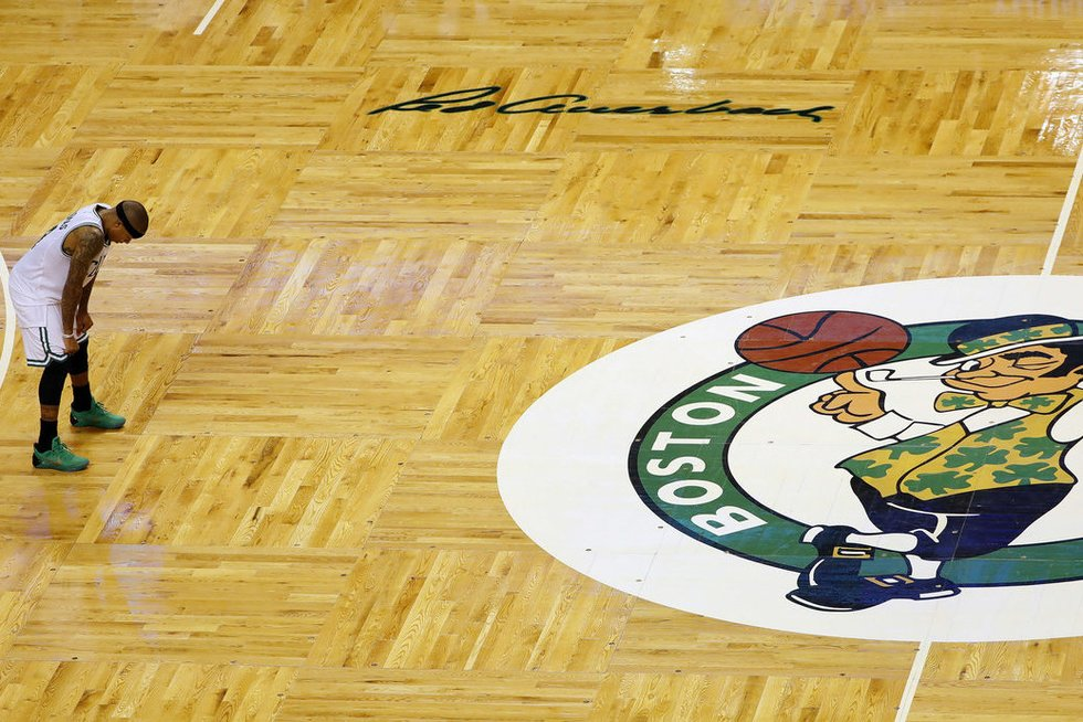 "Bostono ""Celtics"" – Čikagos ""Bulls"" 102:106 (nuotr. SCANPIX)"