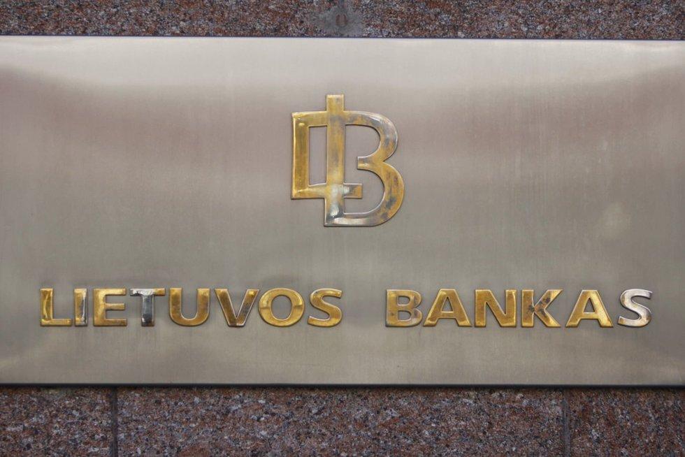 Lietuvos bankas (nuotr. Fotodiena.lt/Rokas Medonis) (nuotr. Balsas.lt)