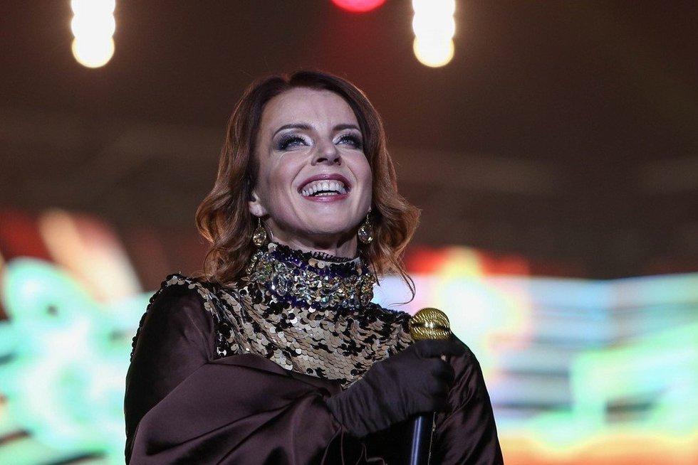 Inga Valinskienė (nuotr. Organizatorių)