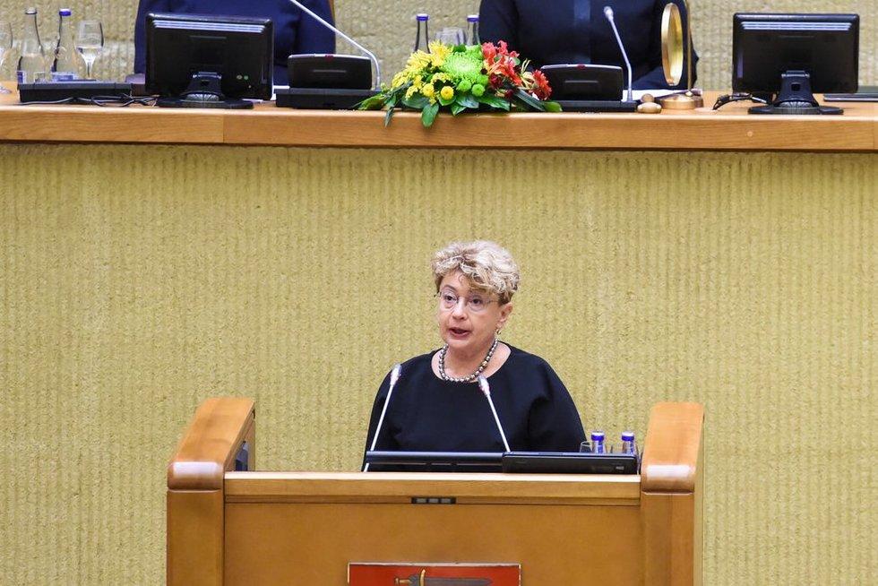 Faina Kukliansky (nuotr. Fotodiena.lt)