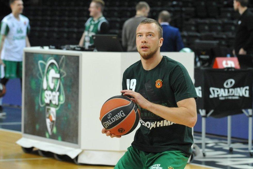 Lukas Lekavičius (nuotr. Fotodiena.lt/Roko Lukoševičiaus)