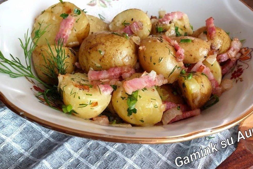Bulvytės (Gamink su Audrone nuotr.)