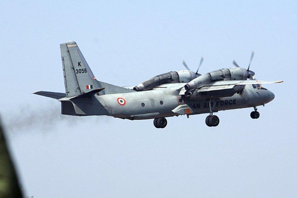 Indijoje rastas dingęs lėktuvas (nuotr. SCANPIX)