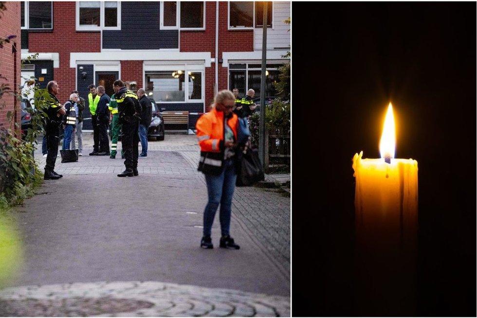 Susišaudymas Nyderlanduose (nuotr. SCANPIX) tv3.lt fotomontažas