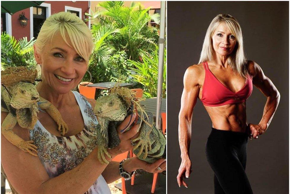 Lynda Jager (tv3.lt fotomontažas)