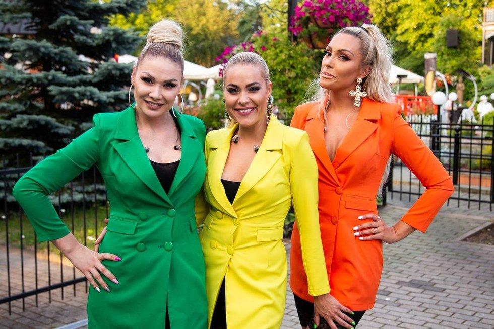 Pop Ladies – Natalija Bunkė, Nijolė Pareigytė, Liepa Norkevičienė (nuotr. fotodiena/Justino Auškelio)