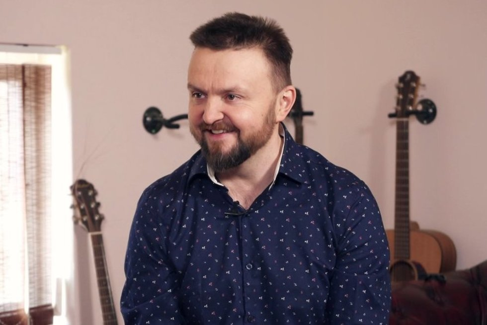 Stanislavas Stavickis-Stano (nuotr. Organizatorių)