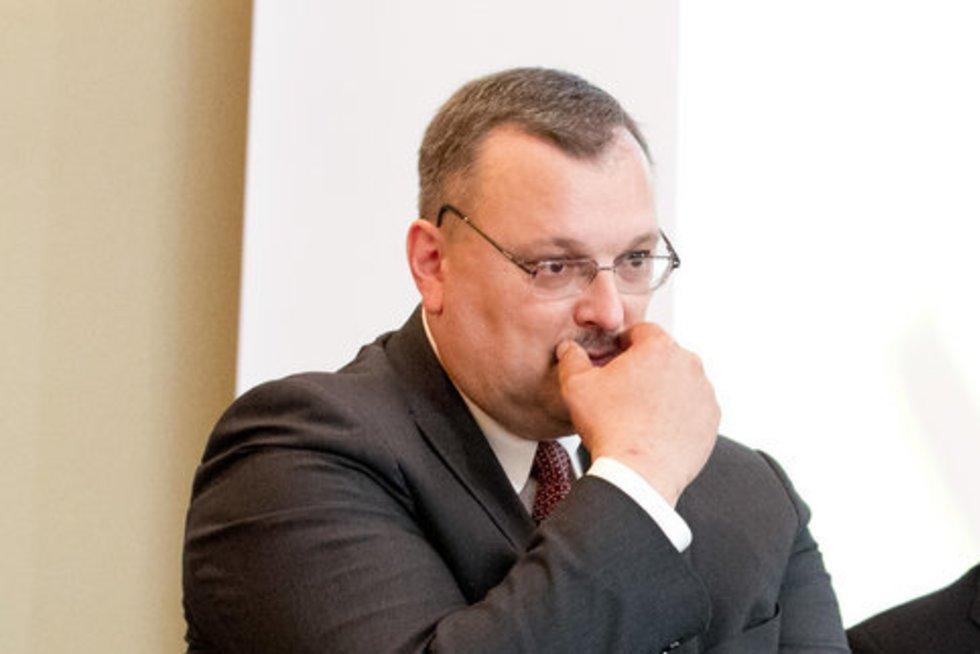 "Kęstutis Daukšys (nuotr. ""Balsas.lt"" / Ruslano Kondratjevo)"