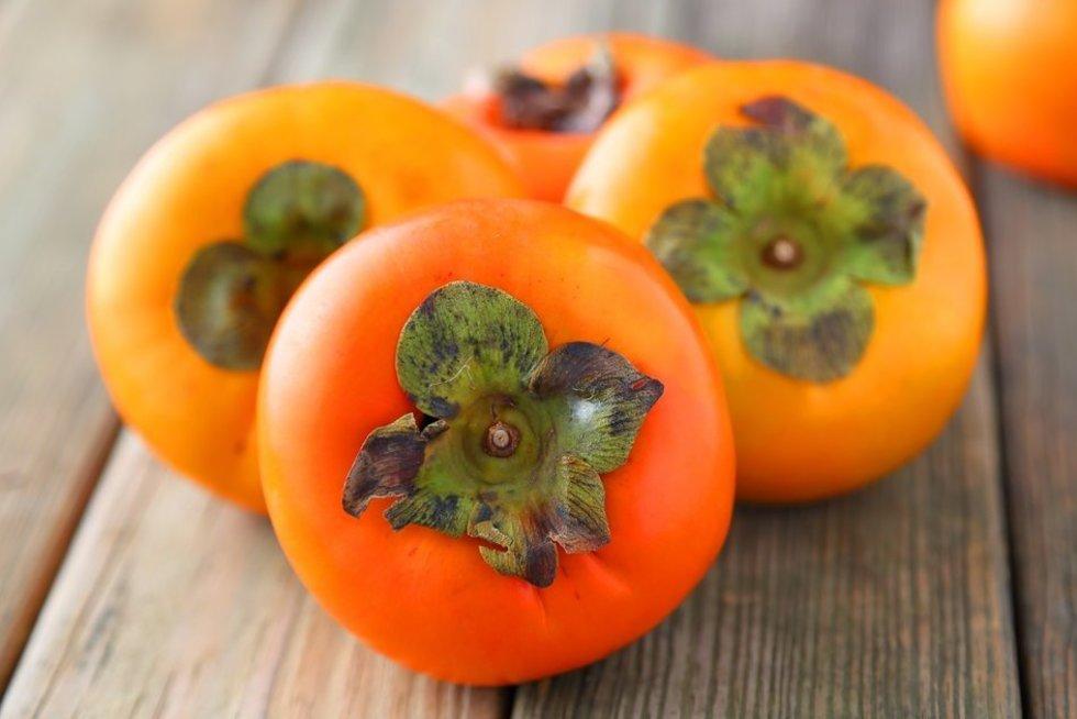 Persimonai - vieni populiariausių žiemos sezono vaisių. Shutterstock nuotr.