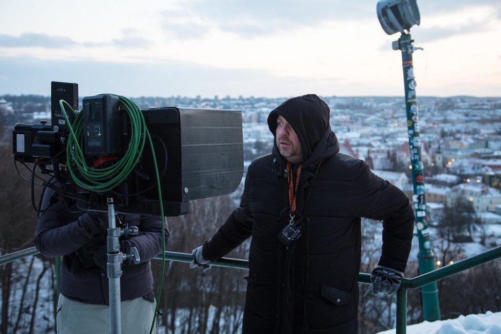 """""""Moterys meluoja geriau"""" sezonas, o režisierius Andrius Žiurauskas pažada – """"į ekranus """"Moterys meluoja geriau"""" grįžta su stulbinančia intriga."""" (nuotr. Organizatorių)"""