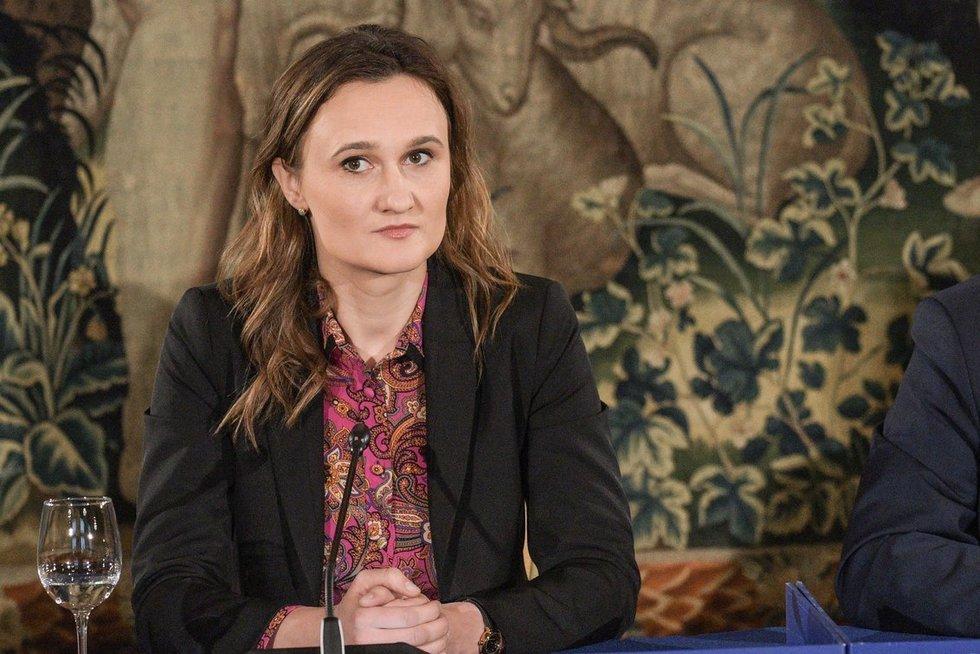 Viktorija Čmilytė-Nielsen (nuotr. Fotodiena.lt)