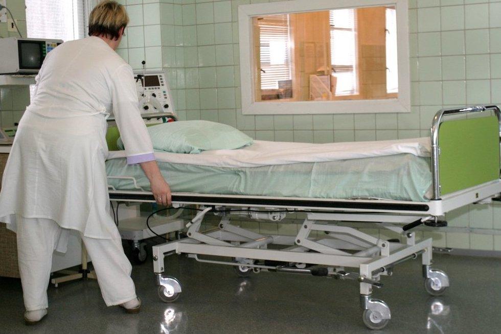 Ligoninė  (Fotobankas)