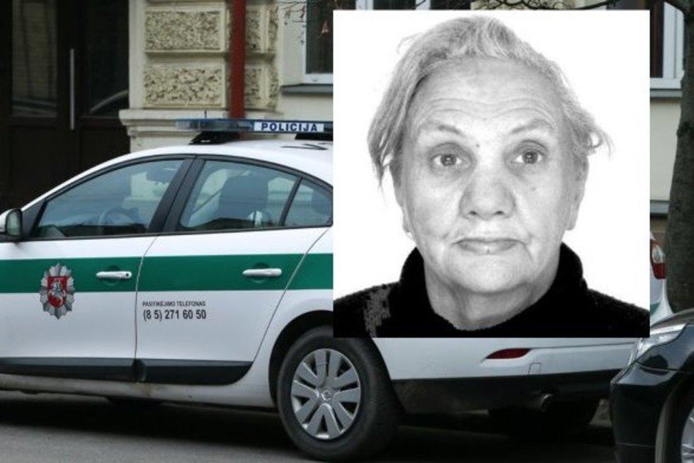 Regina Staniulionienė (nuotr. Policijos)