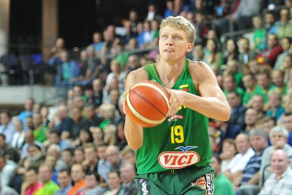 Mindaugas Kuzminskas (nuotr. Fotodiena.lt)