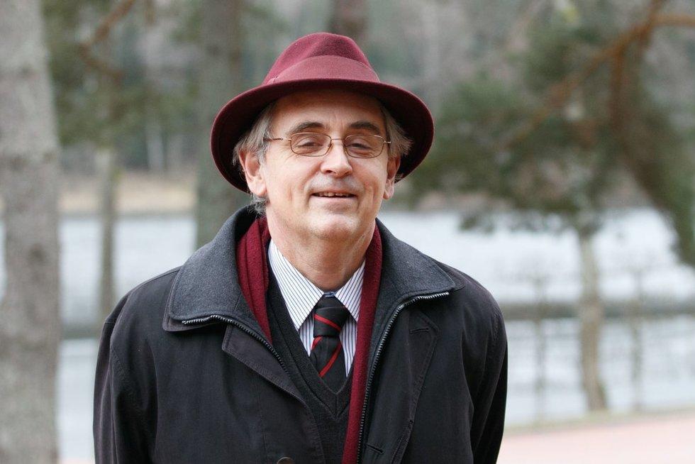 Edward Lucas (nuotr. Tv3.lt/Ruslano Kondratjevo)