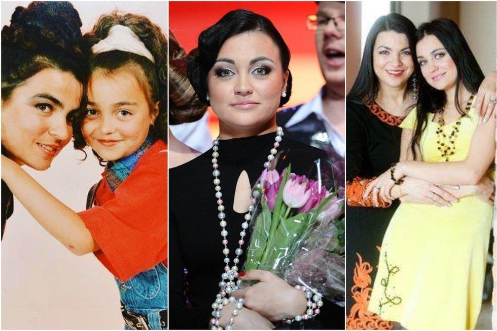 Giulija Baužienė ir Monika Sakalauskaitė-Falcon (tv3.lt fotomontažas)