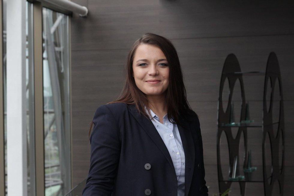 Ieva Valeškaitė, Lietuvos laisvosios rinkos instituto nuotr.