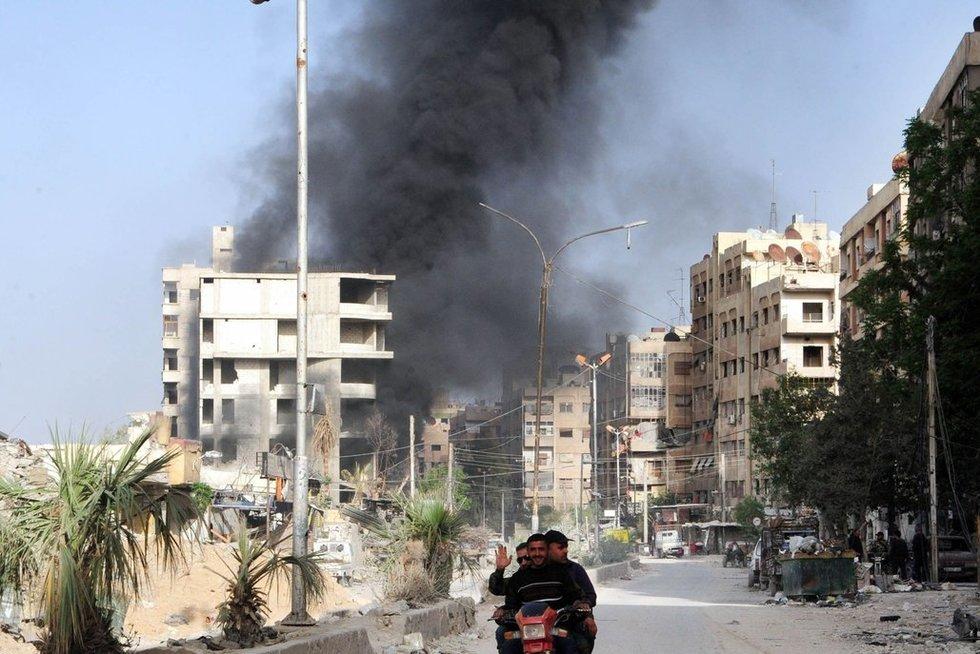 Irake (nuotr. SCANPIX)