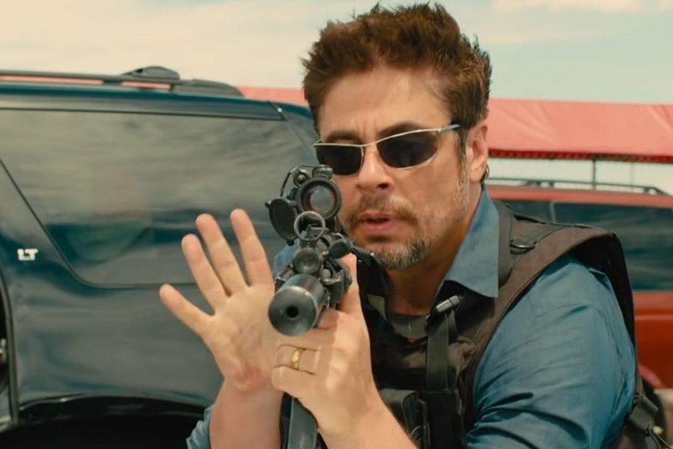 Benicio Del Toro (nuotr. Organizatorių)